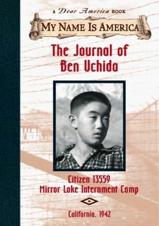 book cover of The Journal of Ben Uchida