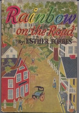 book cover of Rainbow On the Road