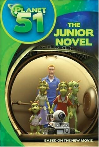 book cover of Planet 51