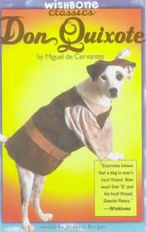 book cover of Don Quixote