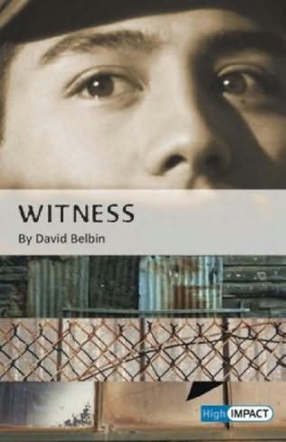 book cover of Witness