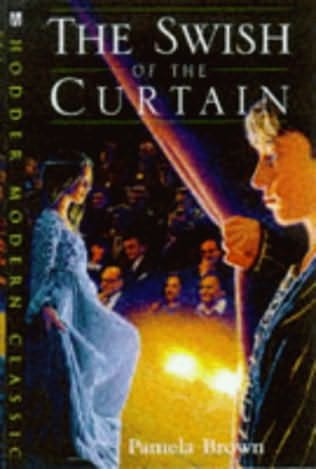 book cover of The Swish of the Curtain