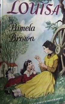 book cover of Louisa