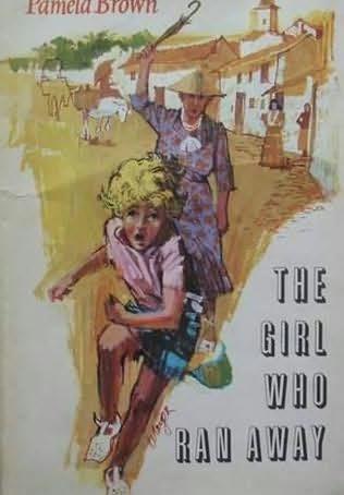 book cover of Girl Who Ran Away