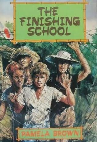 book cover of The Finishing School