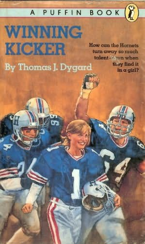 book cover of Winning Kicker