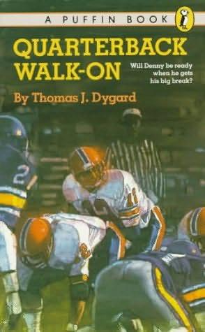 book cover of Quarterback Walk-On