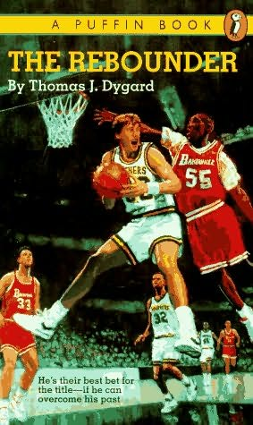 book cover of The Rebounder