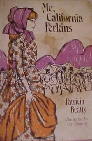 book cover of Me, California Perkins