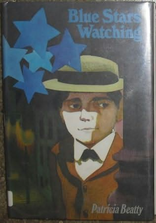 book cover of Blue Stars Watching