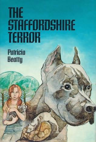book cover of The Staffordshire Terror
