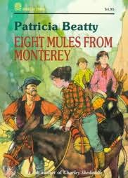 book cover of Eight Mules from Monterey
