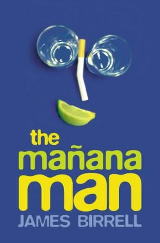 book cover of The Manana Man