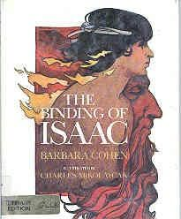 book cover of The Binding of Isaac