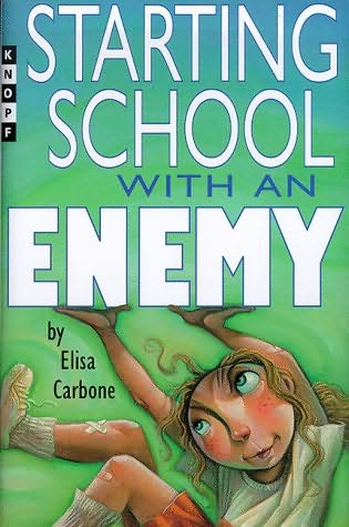 book cover of Starting School with an Enemy