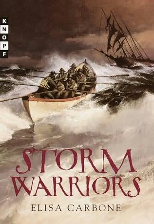 book cover of Storm Warriors