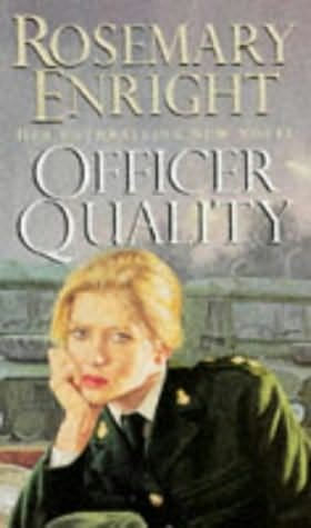 book cover of Officer Quality