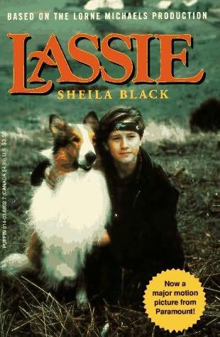 book cover of Lassie