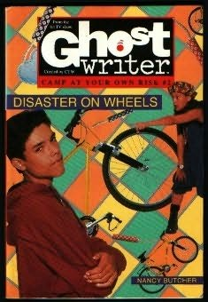 book cover of Disaster On Wheels