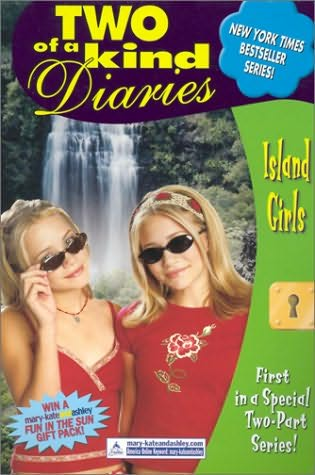 book cover of Island Girls