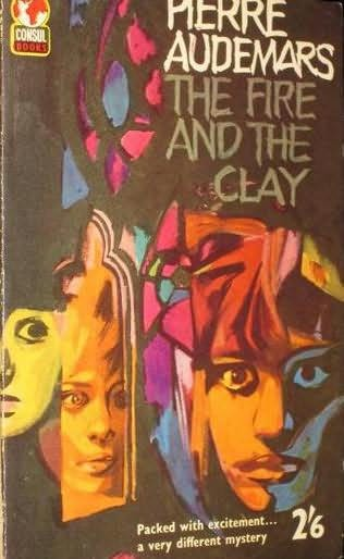 book cover of The Fire and the Clay