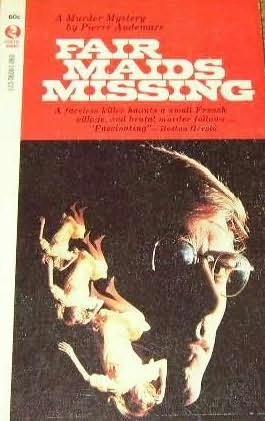 book cover of Fair Maids Missing