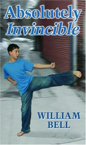 book cover of Absolutely Invincible