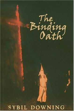 book cover of The Binding Oath
