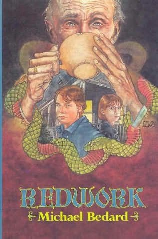 book cover of Redwork