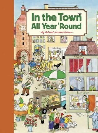 book cover of In the Town All Year \'Round