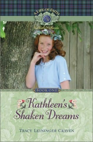 book cover of Kathleen\'s Shaken Dreams