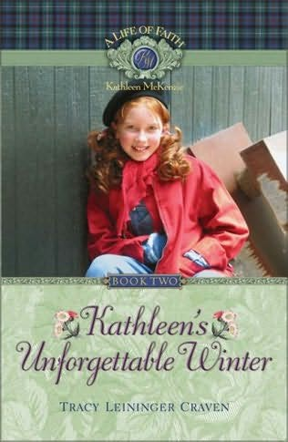book cover of Kathleen\'s Unforgettable Winter