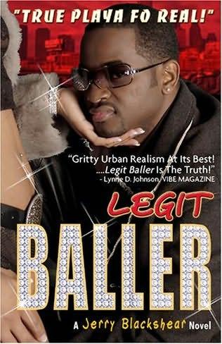book cover of Legit Baller