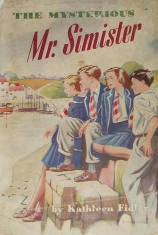 book cover of The Mysterious Mr. Simister