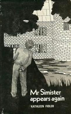 book cover of Mr. Simister Appears Again