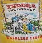 book cover of Fedora the Donkey