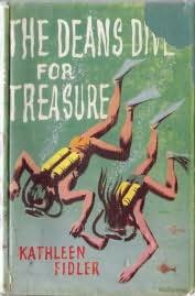 book cover of The Deans Dive for Treasure