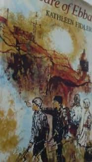 book cover of Treasure of Ebba