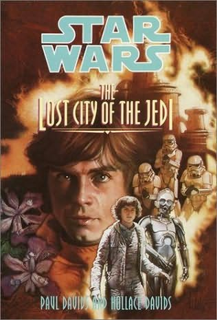 book cover of The Lost City of the Jedi