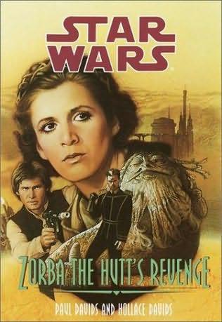 book cover of Zorba the Hutt\'s Revenge