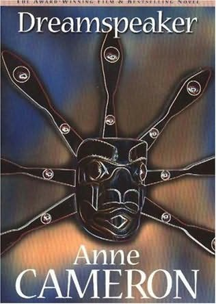 book cover of Dreamspeaker