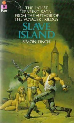 book cover of Slave Island
