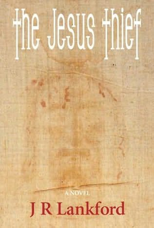 book cover of   The Jesus Thief