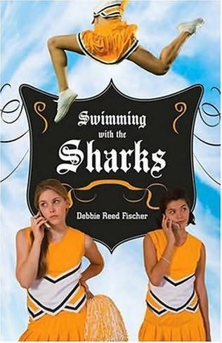 book cover of Swimming with the Sharks
