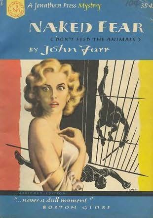 book cover of Don\'t Feed the Animals