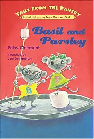book cover of Basil and Parsley