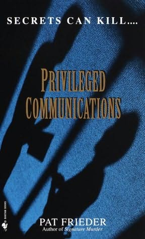 book cover of Privileged Communications