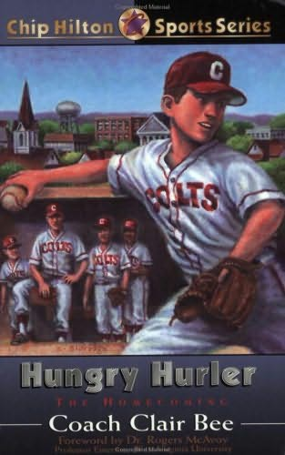 book cover of Hungry Hurler
