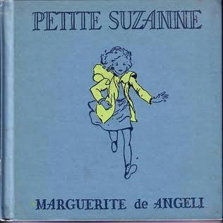 book cover of Petite Suzanne