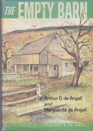 book cover of The Empty Barn